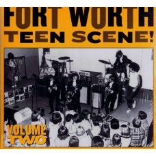 Various FORT WORTH TEEN SCENE (1964-67) Vol.2 (Norton ED 305) USA 2004 LP