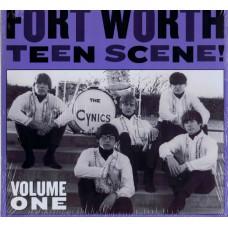 Various FORT WORTH TEEN SCENE (1964-67) Vol.1 (Norton ED 304) USA 2004 LP