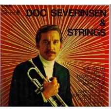 DOC SEVERINSEN Doc Severinsen & Strings (ABC Command RS 937 SD) USA 1968 LP