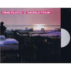 PINK FLOYD World Tour (No Label) Luxembourg 1987 Live 3 LP-set