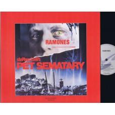 RAMONES Pet Sematary +2 (Chrysalis) Germany 1989 12