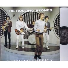 ROLLING STONES Conquer America (Swingin' Pig) Lux 1989 LP