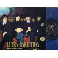 BEATLES Ultra Rare Trax Nr.2 (Swingin Pig) Luxembourg LP