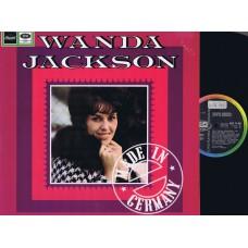 WANDA JACKSON Made In Germany (Capitol) Germany 1968 LP