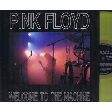 PINK FLOYD Welcome To The Machine, NY 7/77 (Swingin' Pig) Luxembourg 1990 LP