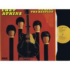CHET ATKINS Picks On The Beatles (RCA ANL 2002) USA Re. LP