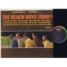 BEACH BOYS Today (Capitol) USA 1965 LP