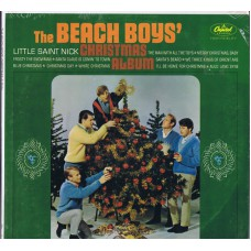 BEACH BOYS Christmas Album (Capitol) USA 1964 Mono LP