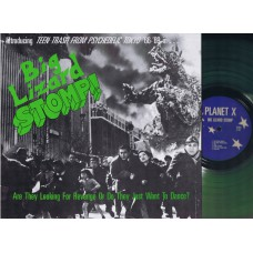 Various BIG LIZARD STOMP Vol.2 (Planet X) Italy LP