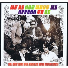 Various WE'RE NOT WHAT WE APPEAR TO BE (Wolfrilla) UK 2002 LP