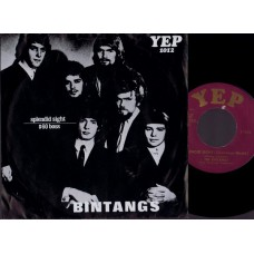 BINTANGS Splendid Sight / $60,00 Boss (YEP 1012) Holland 1966 PS 45