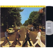 BEATLES Abbey Road (MFSL) USA Audiophile LP