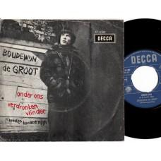 BOUDEWIJN DE GROOT Onder Ons (Decca) Holland PS 45