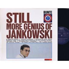JANKOWSKI Still More Genius Of (Philips) Germany 1966 LP