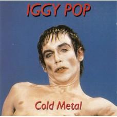 IGGY POP Cold Metal (Living Legend) Italy 1991 CD