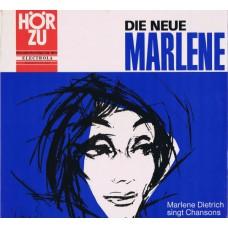 MARLENE DIETRICH Die neue Marlene (Hör Zu) Germany 1968 LP