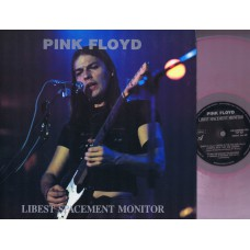 PINK FLOYD Libest Spacement Monitor (Swingin' Pig) Luxembourg 1970 LP