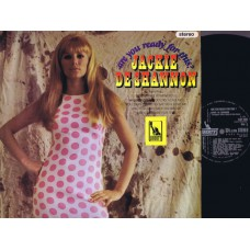 JACKIE DESHANNON Are You Ready For This (Liberty) UK 1967 LP