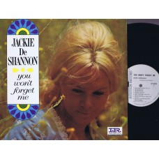 JACKIE DESHANNON You Won't Forget Me (Imperial) USA 1965 LP