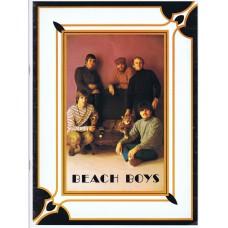 BEACH BOYS Intern.Fanclub Issue with huge poster + Inverticube U