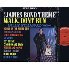 BILLY STRANGE James Bond Theme (GNP Crescendo) USA 1964 LP