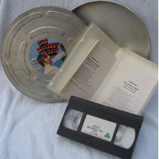 BEATLES The Mystery Trip (No Label) Mal Evans Home Movies VHS