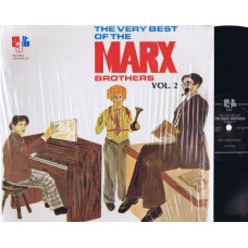 MARX BROTHERS Very Best Of Vol.2 (AAT) USA 1977 2LP-Set