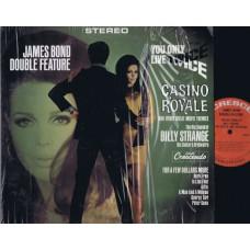 BILLY STRANGE James Bond Double Feature (GNP Crescendo) USA 1967