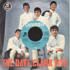 DAVE CLARK FIVE Bits And Pieces (Columbia) Germany PS 45