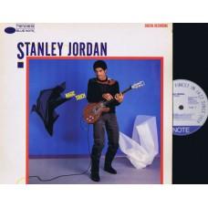 STANLEY JORDAN Magic Touch (Blue Note) Holland 1984 LP