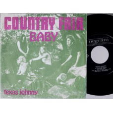 COUNTRY FAIR Baby (Negram) Holland 1971 PS 45