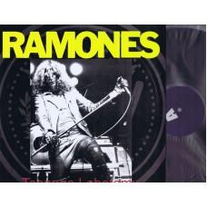 RAMONES Teenage Lobotomy (No Label) Demo and Live LP
