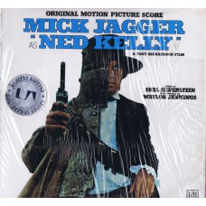 NED KELLY with Mick Jagger Soundtrack (United Artists) USA 1970 LP