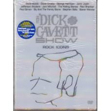 DICK CAVETT SHOW Rock Icons (Shout Factory) USA 3-DVD-set