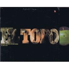 EL TOPO Soundtrack (Apple SWAO 3388) USA 1970 LP