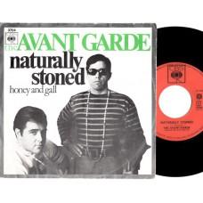AVANT GARDE Naturally Stoned (CBS) Holland 1968 PS 45