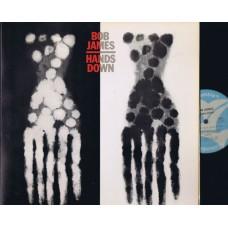 BOB JAMES Hands Down (Columbia) USA 1982 LP