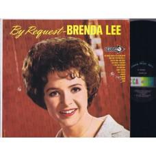 BRENDA LEE By Request (Decca) USA 1964 Mono LP