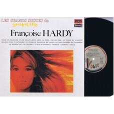 FRANCOISE HARDY Greatest Hits (Vogue) French 1970 LP