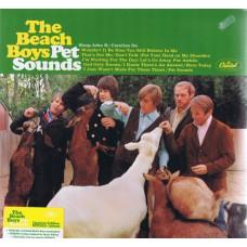 BEACH BOYS Pet Sounds (Capitol) USA 1999 Re. of 1966 LP