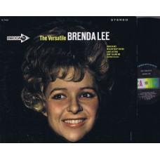 BRENDA LEE The Versatile (Decca) USA 1965 LP