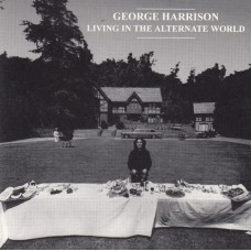 GEORGE HARRISON Living In The Alternate World (Roaring Mouse DPRO 79963) USA 1996 Promo CD