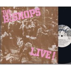 BISHOPS Live! (Chiswick) UK 1978 10