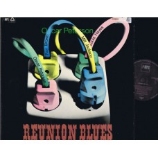 OSCAR PETERSON Reunion Blues (MPS) Holland LP