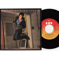 BRUCE SPRINGSTEEN Dancing In The Dark (CBS) Holland 1984 PS 45