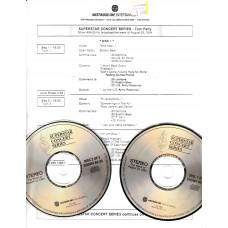 TOM PETTY AND THE HEARTBREAKERS Superstar Concert Series 1994-08-22 2CD