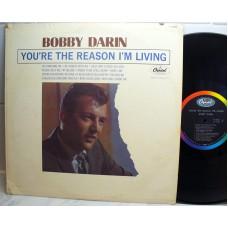 BOBBY DARIN You're The Reason I'm Living (Capitol T 1866) USA 1963 Mono LP