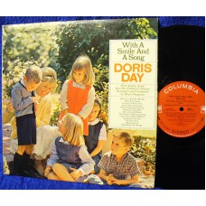 DORIS DAY With A Smile and a Song (Columbia) USA 1965 stereo LP