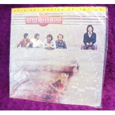 LITTLE RIVER BAND First Under The Wire (MFSL 1-036) USA Audiophile LP