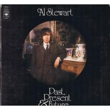 AL STEWART Past Present & Future (CBS) UK 1973 LP